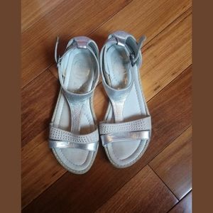 B Cool Girl's Leather Sandals